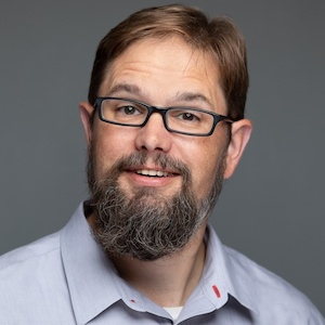 photo of Ben Busby, PhD